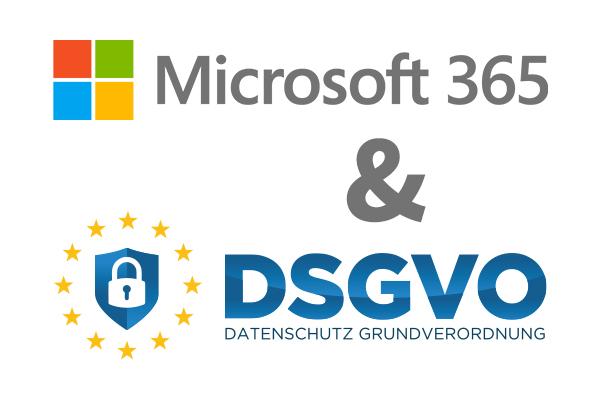 Microsoft 365 & DSGVO